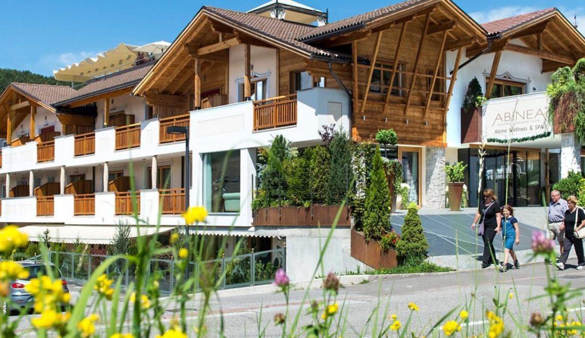 Sciare a marzo con le offerte di Abinea Dolomiti Romantic Spa Hotel
