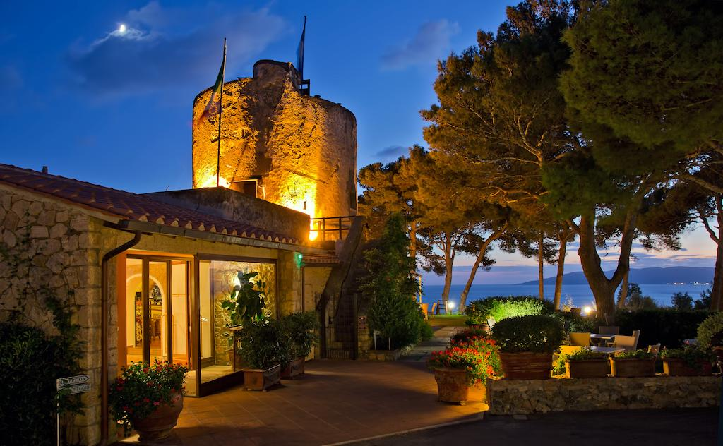 Hotel Torre di Cala Piccola, per un dolce autunno