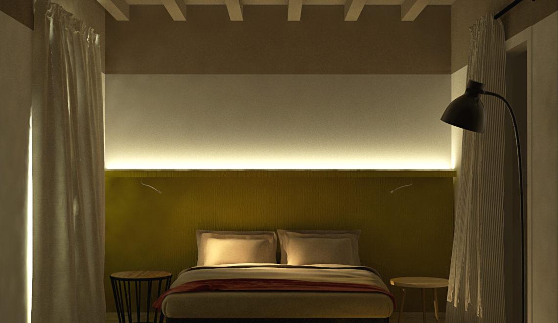 Savona 18 Suite, hotel design con arredi moderni e oggetti vintage