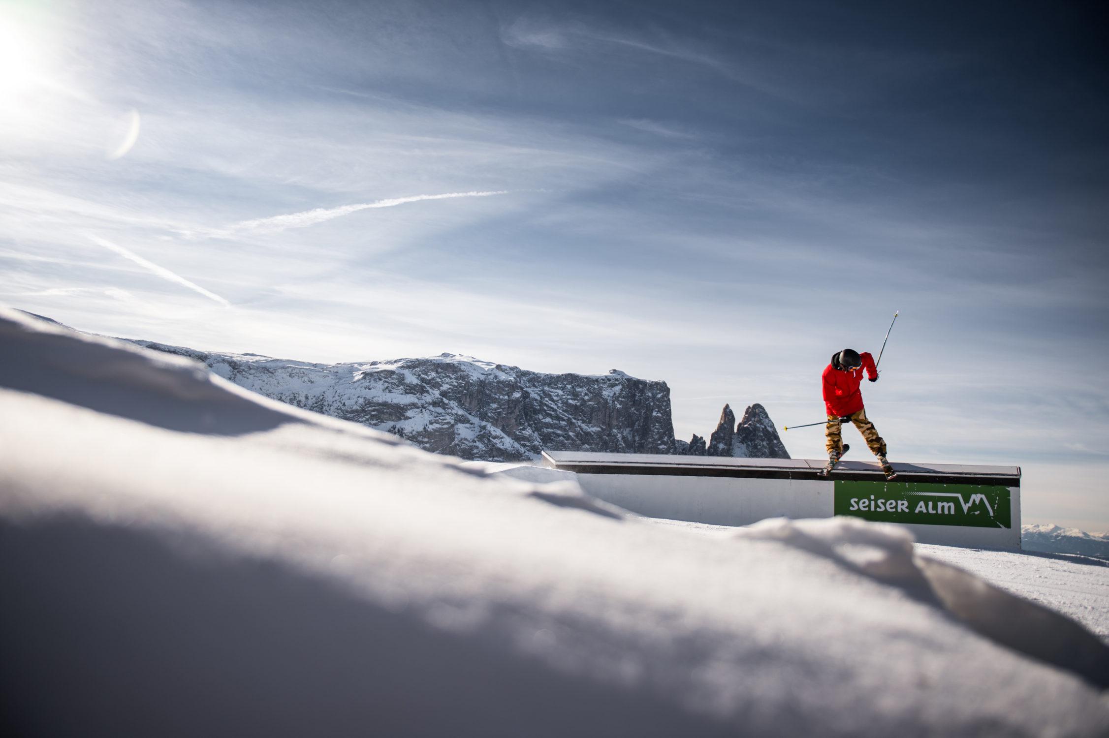 Alpe di Siusi riunisce i migliori freestyle del pianeta