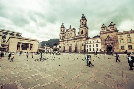 Ad agosto parti per la Colombia