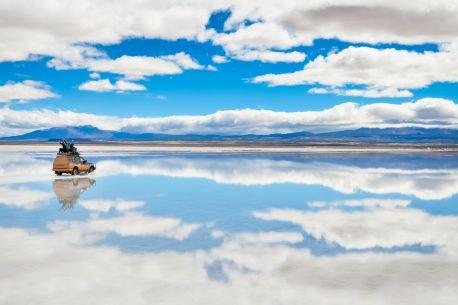 """Agosto in Bolivia, il meraviglioso """"Salar de Uyuni"""""""