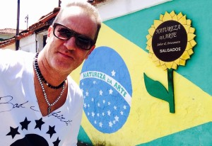 Fabrizio Nonis interpreta la carne al Padiglione Brasile a EXPO 2015