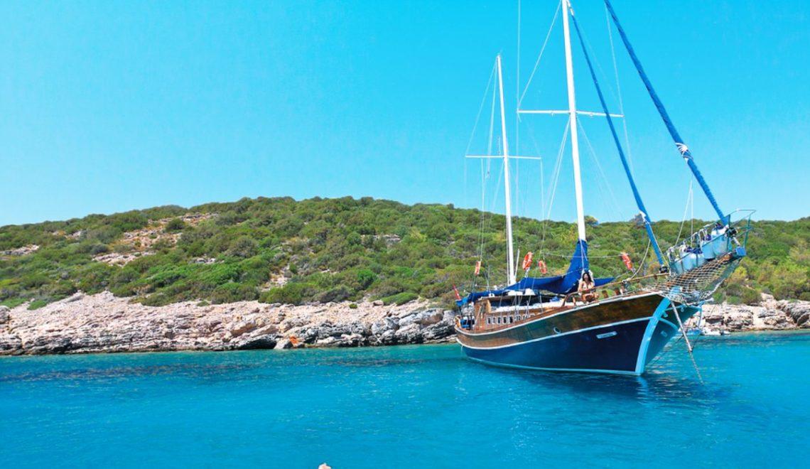 """Le """"Crociere Blu"""" di Goasia per una vacanza sole-mare in Turchia"""