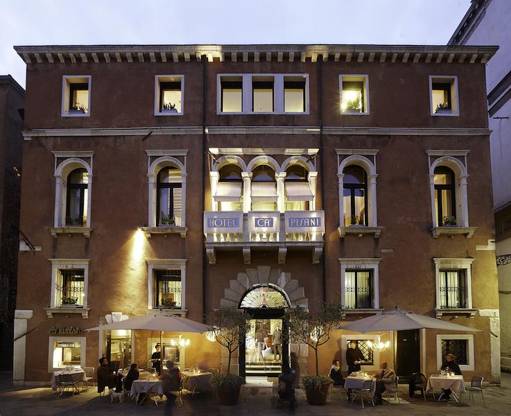Ca' Pisani Design Hotel, il '900 ritrovato