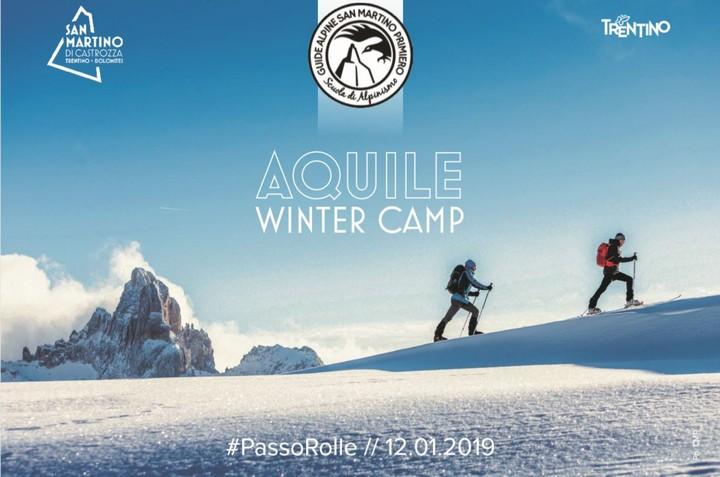 Aquile Winter Camp torna sabato 12 gennaio
