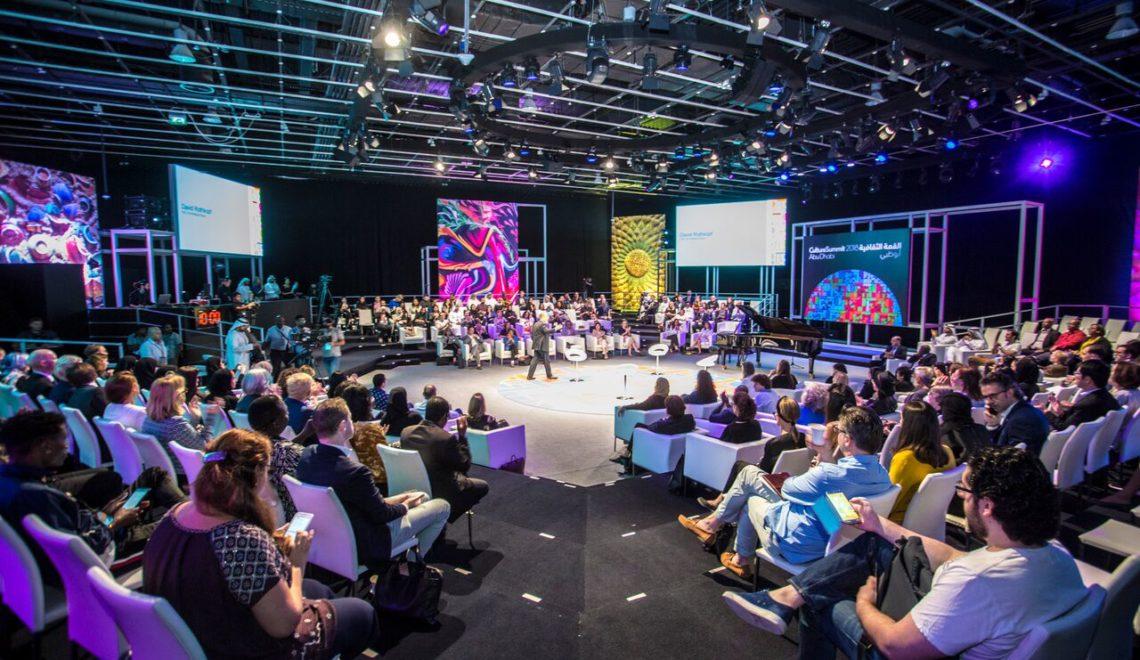 Abu Dhabi ospita la terza edizione del Culture Summit
