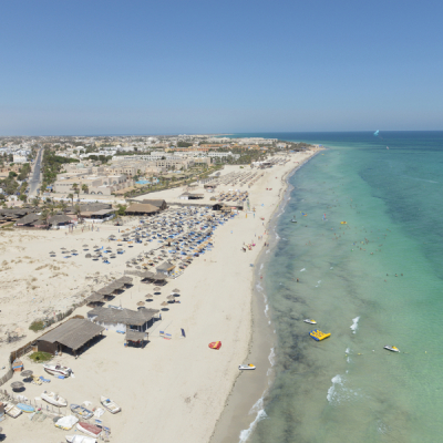 Crescita del mercato italiano in Tunisia