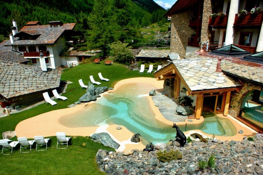 Offerta ghiaccio e amore all'Eco Wellness Hotel Notre Maison