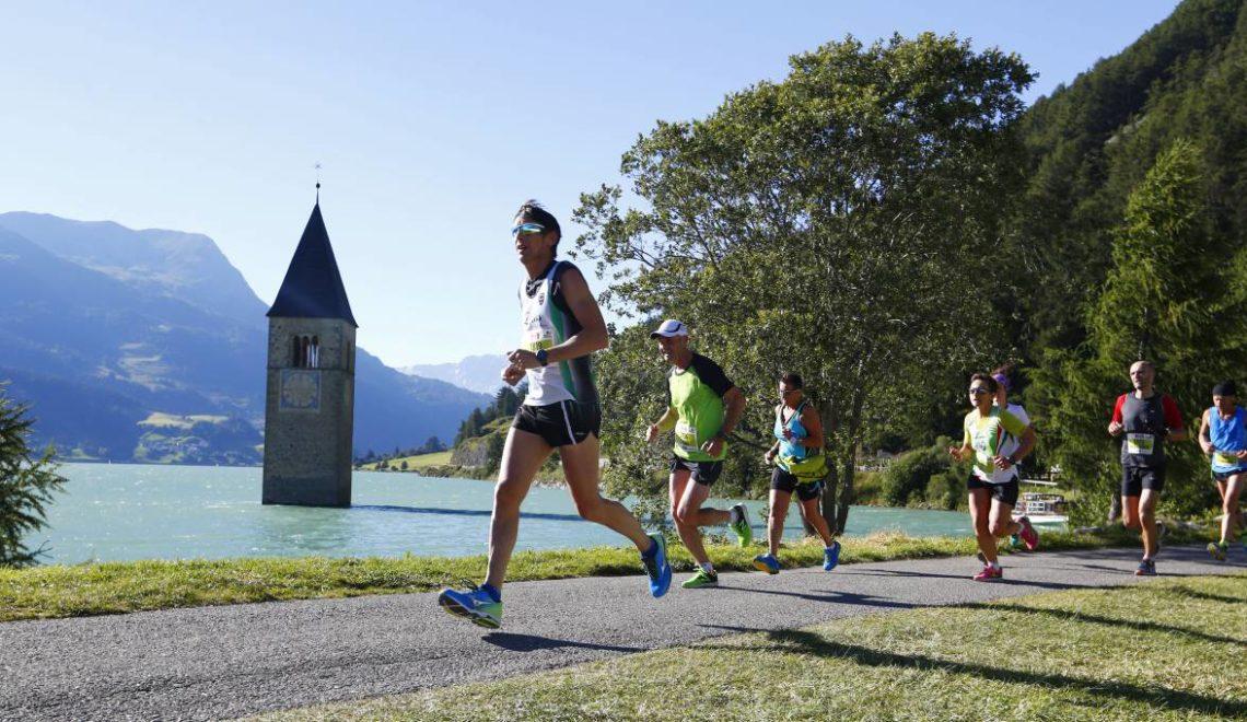Torna il Giro del Lago Resia, giunto alla 19ma edizione