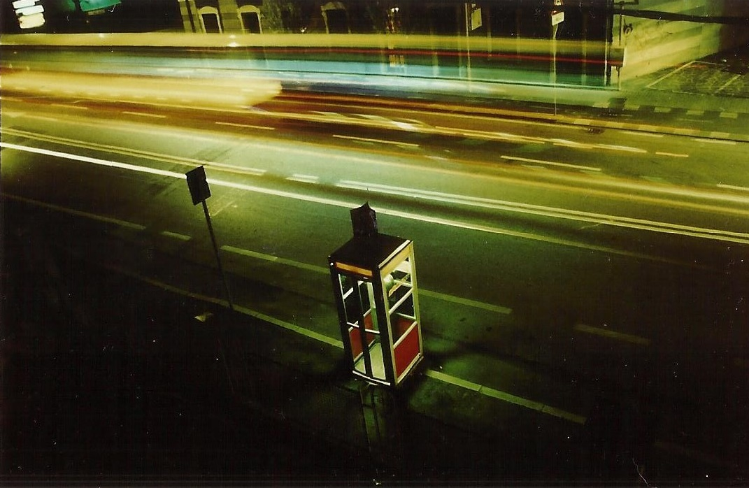 Lichena Bertinato PH Telecom Phone Box