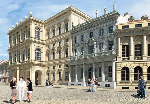 Postdam inaugura il Museum Barberini, perfetta ricostruzione del Palais Barberini