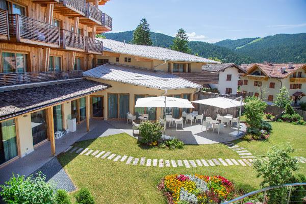 Blu Hotel Spa a Folgaria propone la vacanza attiva