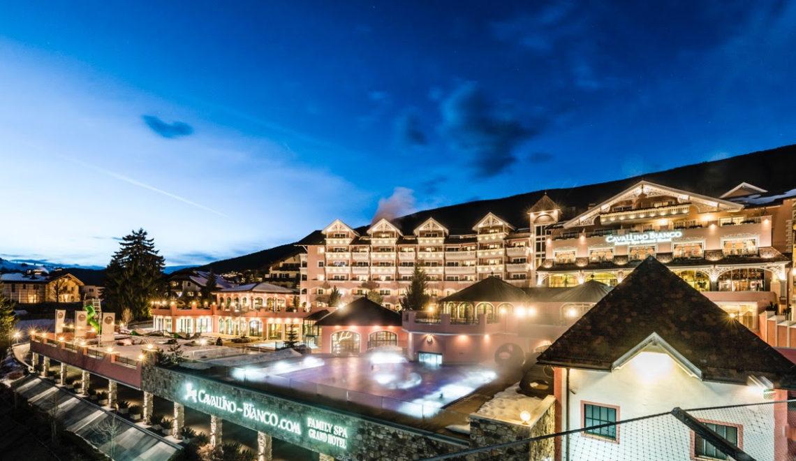 Cavallino Bianco, miglior albergo per le famiglie in Italia