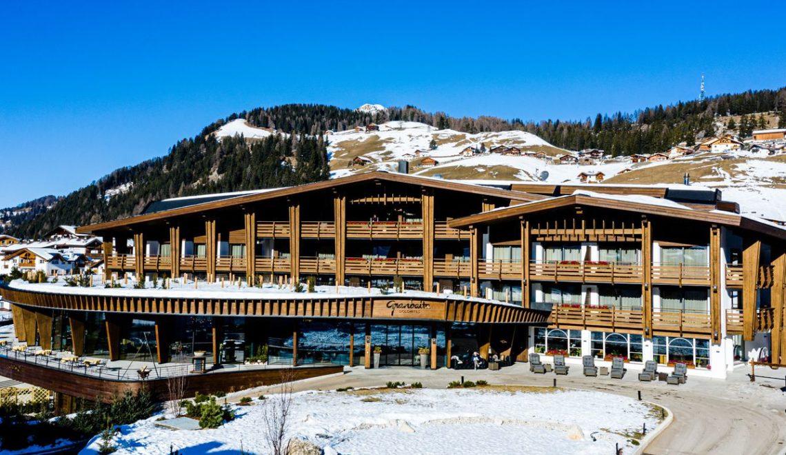 Hotel Granbaita Dolomites, apertura il 7 gennaio