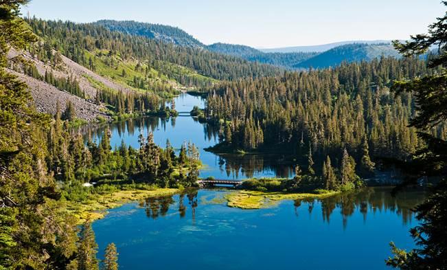 Itinerari outdoor a Mammoth Lakes, nel regno della Natura