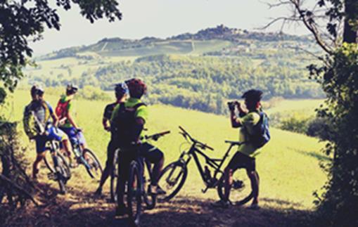 PiemonteBike: percorsi geomappati, naturalistici e golosi