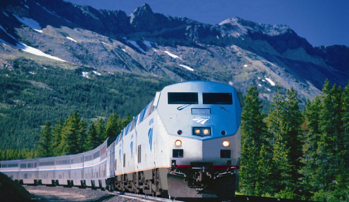 raggiungere San Francisco con treni Amtrak
