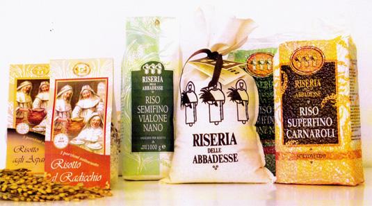 prodotti riso abadesse