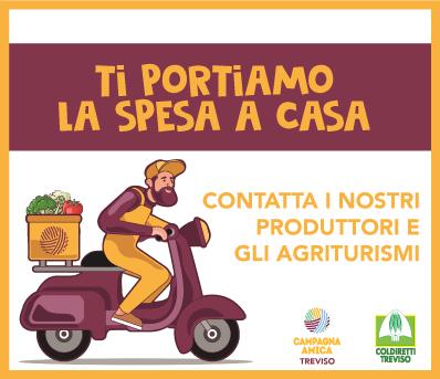"""""""Agriturismi sicuri"""", Coldiretti Treviso a fianco delle imprese"""