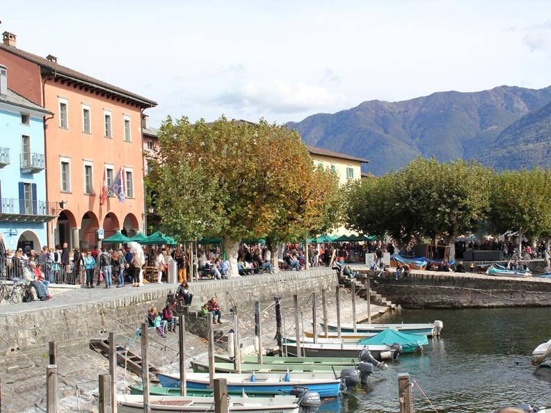 Lago Maggiore e Valli: l'autunno è goloso