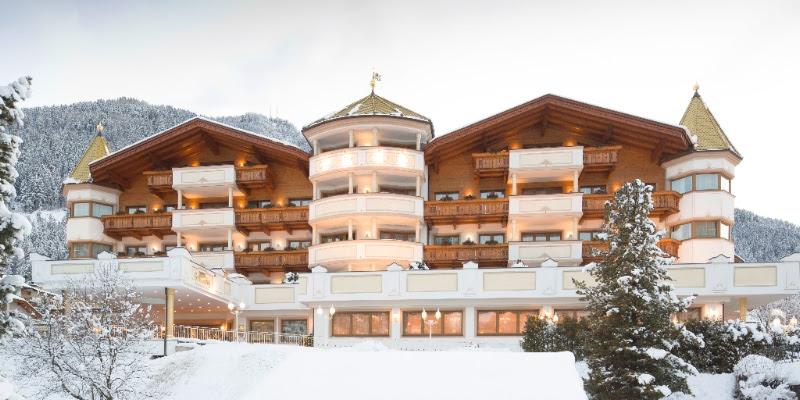 Per una Remise en forme generale: Hotel Gardena Grödnerhof e Alpina Dolomites