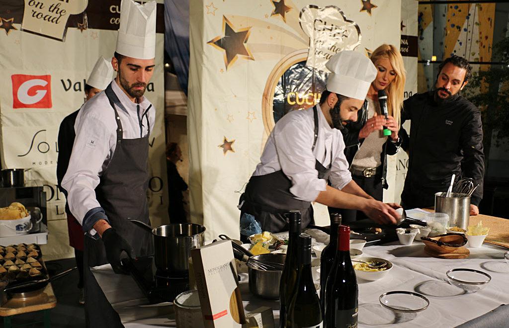 Star Chef, cucinare con le stelle in Val Gardena