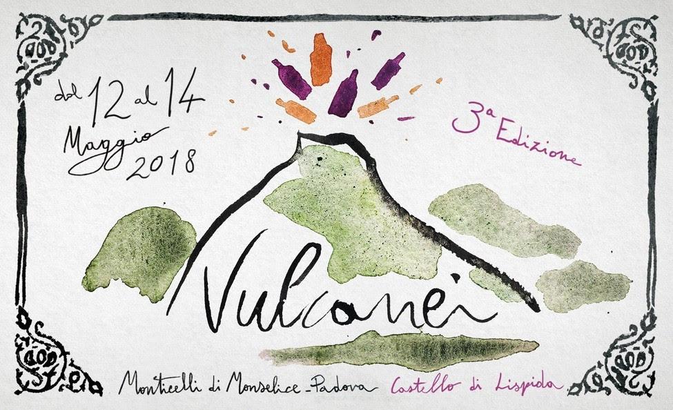VULCANEI 2018, dal 12 al 14 Maggio 2018 al Castello di Lispida