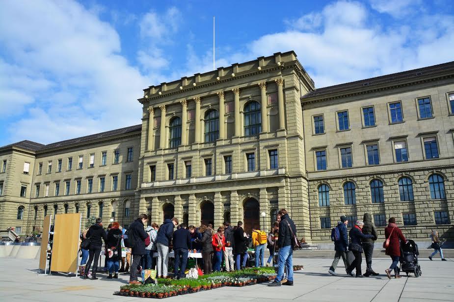 Zurigo,la città più sostenibile al mondo